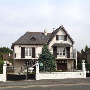 achat maison la ville aux dames 37700 vente maisons la ville aux dames 37700 indre et. Black Bedroom Furniture Sets. Home Design Ideas