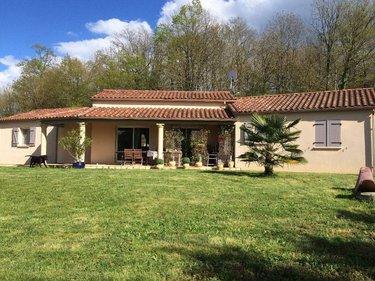Achat maison saint c r 46400 vente maisons saint c r for Achat maison 46
