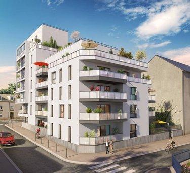 achat appartement a vendre rennes 35000 ille et vilaine 62 m2 3 pi ces 242500 euros. Black Bedroom Furniture Sets. Home Design Ideas