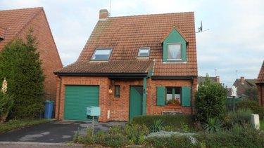 Achat maison a vendre roost warendin 59286 nord 96 m2 6 for Garage roost warendin