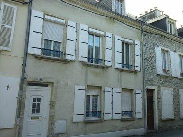 achat maison a vendre cherbourg en cotentin 50100 manche 195 m2 7 pi ces 157199 euros. Black Bedroom Furniture Sets. Home Design Ideas