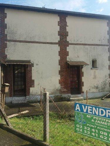 achat maison a vendre pont audemer 27500 eure 70 m2 4 pi ces 72000 euros. Black Bedroom Furniture Sets. Home Design Ideas
