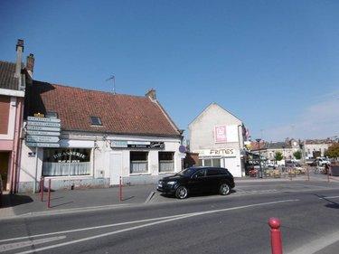 Immeuble vendre saint quentin 02100 aisne 147 m2 for Garage ford saint quentin 02100