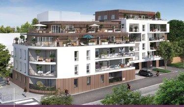 appartement vendre rennes 35000 ille et vilaine 3 pi ces 64 m2 313000 euros. Black Bedroom Furniture Sets. Home Design Ideas