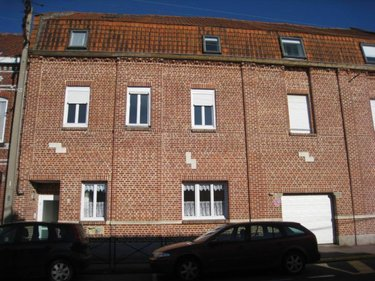 Location appartement Annoeullin 59112 Nord 55 m2 3 pièces 625 euros