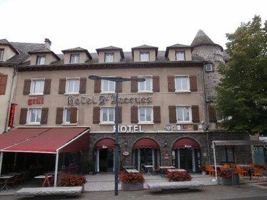vente hotel a saint-flour