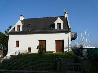 Vente Aux Encheres Maison Plouhinec 56680 Morbihan 150 M2 6 Pièces 285000 Euros