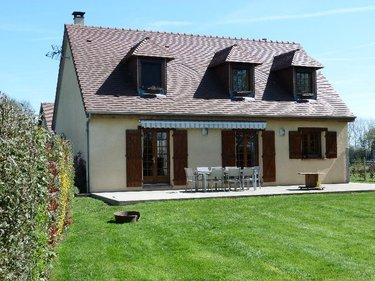0a5370e83cc432 Maison a vendre Jonquerets-de-Livet 27410 Eure 120 m2 5 pièces 220500 euros