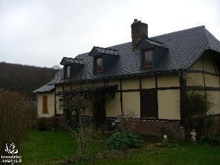 achat maison a vendre croixdalle 76660 seine maritime 91 m2 5 pi ces 156000 euros. Black Bedroom Furniture Sets. Home Design Ideas