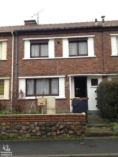 Achat maison a vendre harnes 62440 pas de calais 86 m2 5 for Achat maison 86