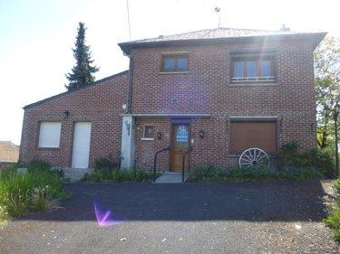 Maison A Vendre Felleries 59740 Nord 120 M2 8 Pièces 135460 Euros