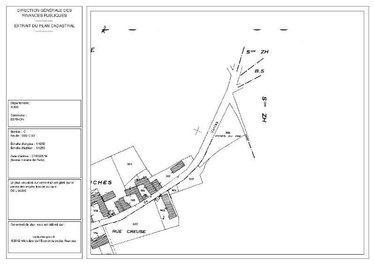 Frais achat terrain communal for Achat terrain frais
